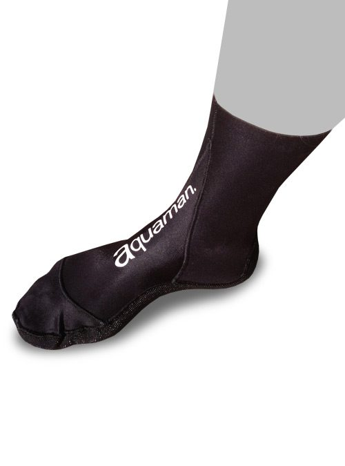 Aquaman Triathlon Swim Socks