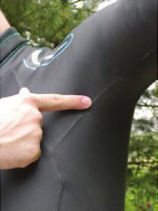 Putting on Your Aquaman Triathlon Wetsuit 08